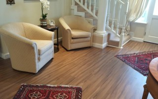 House Howarth Flooring Installation